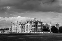 Spring, May, June, Kirby Hall, Northamptonshire, England, UK