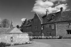 View in Harringworth village