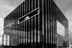 The Core building, Corby Cube, George Street, Corby, Northamptonshire, England