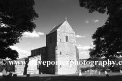 St Michaels Parish Church, Wadenhoe village, Northamptonshire County, England; Britain; UK