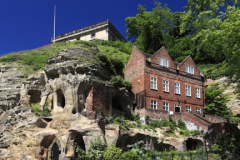 The Brewhouse yard museum, Nottingham Castle