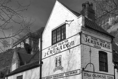 The Jerusalem Inn, Nottingham city