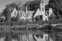The Lake at Newstead Abbey