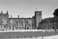 Newstead Abbey; ancestral home of Lord Bryon
