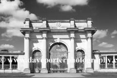 The War Memorial Victoria Embankment, Nottingham