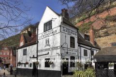 Ye Olde Trip to Jerusalem Inn, Nottingham
