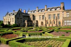 The Spanish Gardens, Newstead Abbey