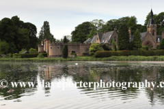 The Lake at Newstead Abbey; home of Lord Bryon