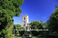 St Marys Church, Chipping Norton, Oxfordshire, England, UK