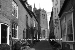 St Leonards parish church, Bridgnorth town