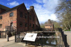 Coalport China Museum, Ironbridge town