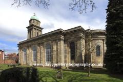 St Marys parish church, Bridgnorth town