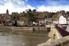 River Severn road bridge, Bridgnorth town