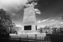 Summer; The Guards War Memorial; St James Park; London City; England; UK