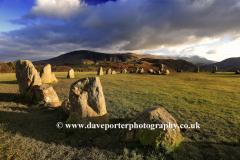 Castlerigg Stone Circle, Keswick Town