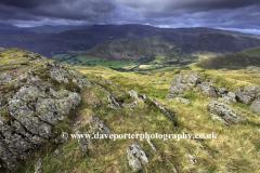 Landscape of Stone Arthur Fell