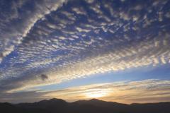 Sunset over Derwentwater, Keswick