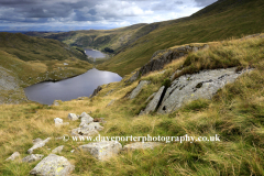 Small Water and Haweswater Reservoir