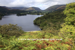 Grasmere water from Loughrigg Terraces
