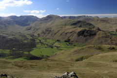 The Deepdale valley, Patterdale, Ullswater