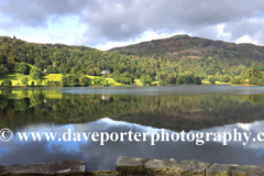 Reflections in Grasmere Water