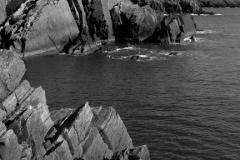 Coastline at Porth Clais, Pembrokeshire