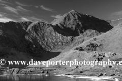 Mount Snowdon, Llyn Llydaw, Snowdonia