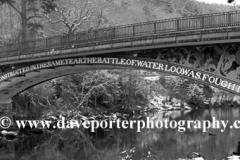 The Waterloo Bridge, Betws Y Coed Conwy