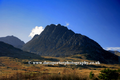 Tryfan mountain, Snowdonia