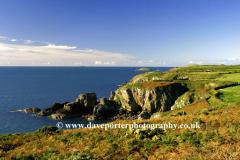 St Nons Bay Coastline, Pembrokeshire