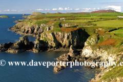 The Coastline at St Nons Bay, Pembrokeshire