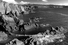 St Justinians Bay Pembrokeshire