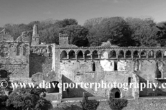 The Bishops palace, St Davids Cathedral
