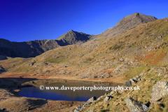 Mount Snowdon and Crib Goch Summits, Llyn Teryn