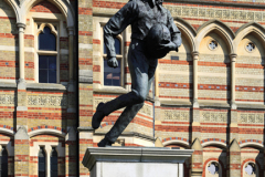 Statue of William Webb Ellis, Rugby School