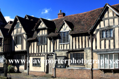 Lord Leycester Hospital, Warwick town