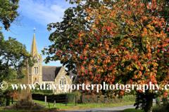 St Johns church, Lower Shuckburgh village