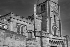 The East Gate and St Peters Chapel tower, Warwick
