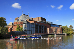The New Royal Shakespeare Theatre, Stratford