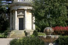 Jephson Gardens, Leamington Spa town