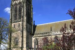 All Saints Church Royal Leamington Spa