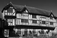 The Lord Leycester Hospital in Warwick town