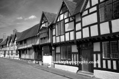 Architecture in Mill Street, Warwick town
