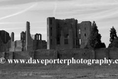 Kenilworth Castle, Kenilworth town