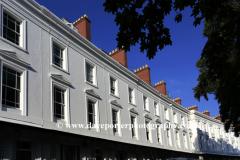 Regency Architecture, Leamington Spa town