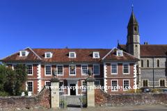 Sarum College, Cathedral Close, Salisbury