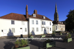 Buildings in Cathedral Close, Salisbury
