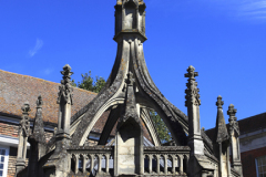 The Market Cross, City centre, Salisbury