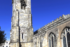 St Thomas Beckett church, Salisbury City