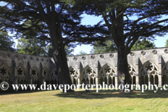 The Cloisters at Salisbury Cathedral